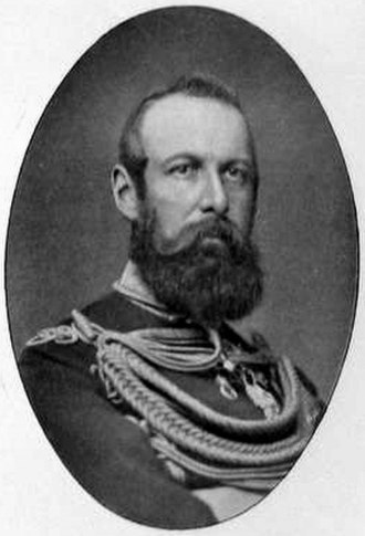 Dissenter Acts (Sweden) - Karl XV before his death in 1872.