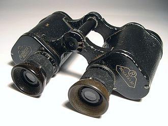 Binoculars - Porro prism binoculars