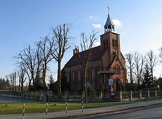 Wieniec, Włocławek County Village in Kuyavian-Pomeranian Voivodeship, Poland