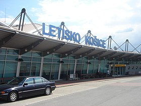 Image illustrative de l'article Aéroport international de Košice