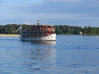 Northern Savonia - Image: Koski laiva