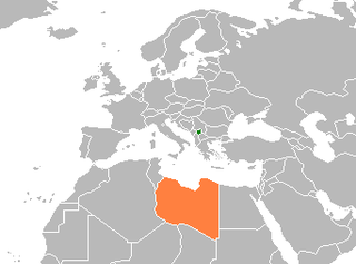 Diplomatic relations between Kosovo and State of Libya