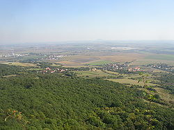 Skyline of Jenčice