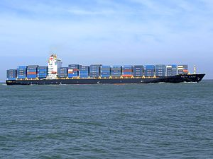 Kota Laju p09 approaching Port of Rotterdam, Holland 19-Apr-2007.jpg