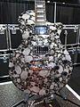 Krossroad skull guitar body, 2010 Summer NAMM.jpg