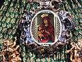Krzeszów, bazylika Wniebowzięcia Najświętszej Maryi Panny, ikona Matki Bożej Łaskawej.jpg