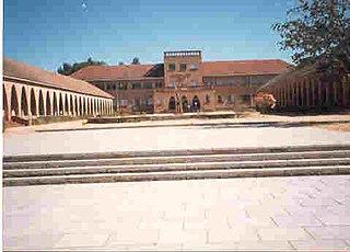 Kutama College Catholic boarding high school in Mashonaland West, Zimbabwe