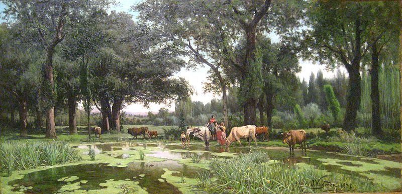 File:L'estiu (1877) de Joaquim Vayreda.jpg