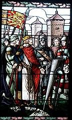 Jugement de Richard Cœur de Lion à Haguenau