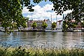 Lübeck, An der Untertrave, Ufer -- 2017 -- 0503.jpg