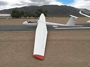 Let L-33 Solo (Nevada, USA)