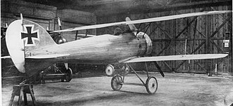 LFG Roland D.IX - LFG Roland D.IX second prototype
