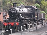 LMS Ivatt Class 2MT 2-6-0 no. 46443 at Severn Valley Railway.JPG