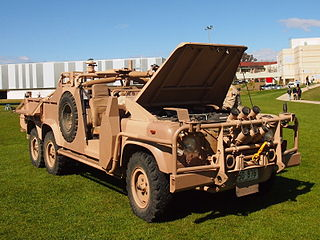 Long Range Patrol Vehicle Type of Special Operations Vehicle