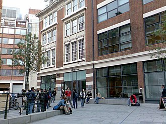 Lionel Robbins - The Lionel Robbins Building at the London School of Economics