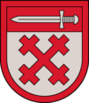 Coat of arms of Lielvārde Municipality