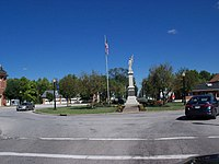 LaGrange Ohio traffic circle.jpg