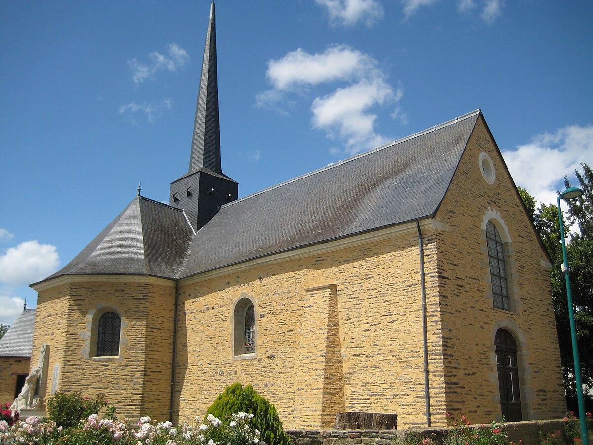La chapelle bou xic wikipedia wolna encyklopedia for Garage ad la chapelle bouexic