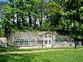 La Chapelle-en-Serval (60), serre au parc de la mairie.jpg