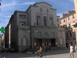 Teatro civico la spezia wikipedia for Marletto arredamenti la spezia