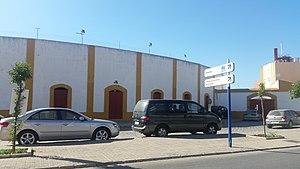 La Línea de la Concepción Bullring - Image: La linea bullring