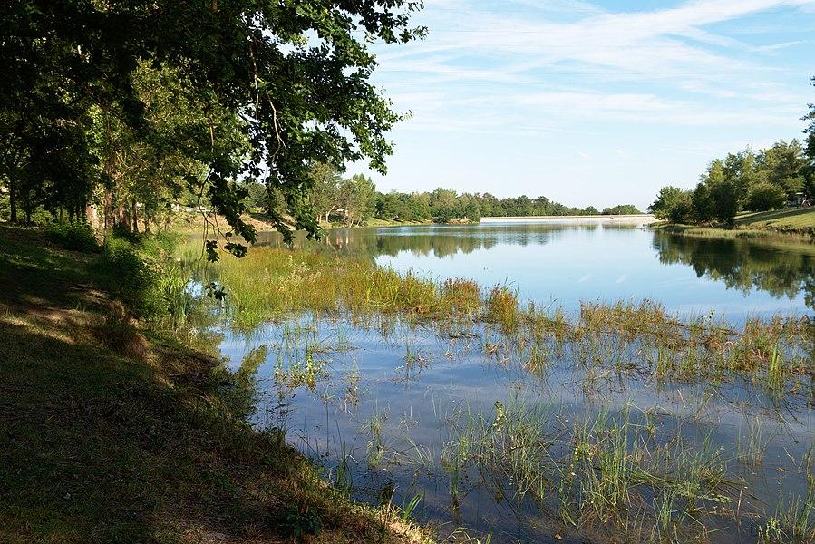 Lac de Flourens.