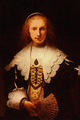 Lady with a Fan - Rembrandt Harmenszoon van Rijn.png