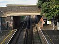 Ladywell station high northbound.JPG