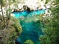 Laguna Azul, Caburgua. - panoramio.jpg