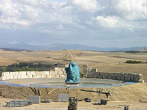Lajatico - Image: Lajatico teatro del silenzio