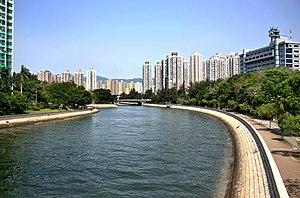 Tai Po - Lam Tsuen River