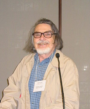 Joachim Lambek - Joachim Lambek in Philadelphia, May 2008