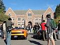 Lamborghinis on display at UW (4047335651).jpg