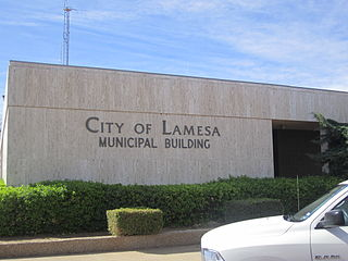 Lamesa, Texas City in Texas, United States