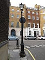 Lamp standard on corner of Carteret St & Queen Anne's Gate.jpg
