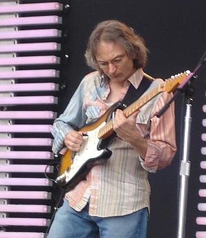 Sonny Landreth And Eric Johnson Storm The Paramount
