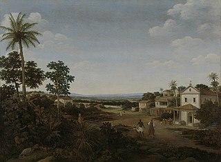 Landscape in Brazil