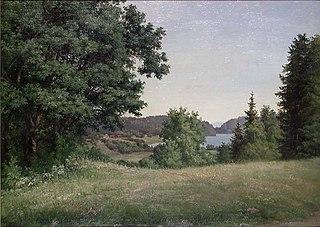 Hedevig Lund Norwegian painter