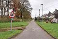 Lane along the back of Glenkingie Street, Caol - geograph.org.uk - 2145444.jpg