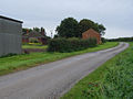 Lane at Barrow Mere - geograph.org.uk - 995037.jpg