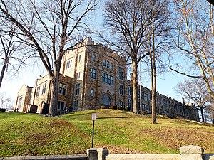 Sheraden (Pittsburgh) - Langley High School