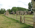 Langley - remains of the abbey - geograph.org.uk - 1343022.jpg