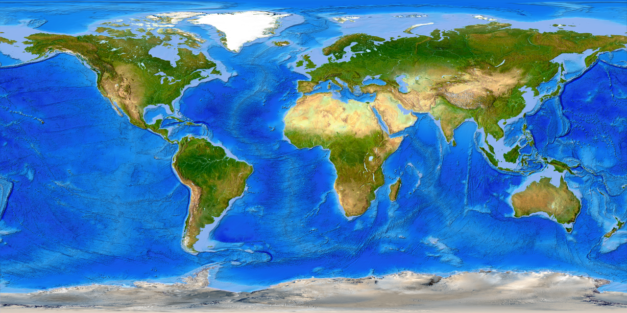 FileLarge World Topo Map Png Wikimedia Commons - Topographic map of the world