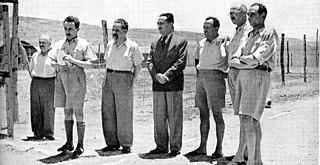 Operation Agatha 1946 operation by British authorities in Mandatory Palestine