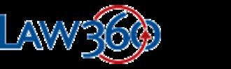 Law360 - Image: Law 360 Logo 2011
