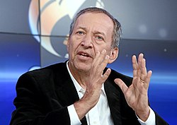 Lawrence Summers vuonna 2013.