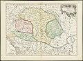 Le Royaume de Hongrie, divisé en Haute et Basse Hongrie, Transilvanie, Esclavonie et Croatie (20731999232).jpg