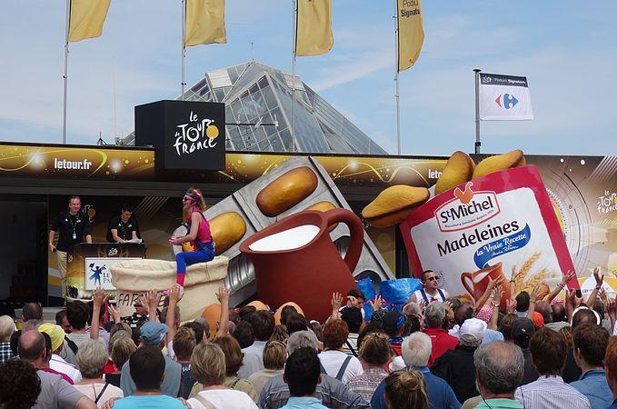Le Touquet-Paris-Plage - Tour de France, étape 4, 8 juillet 2014, départ (A29).JPG