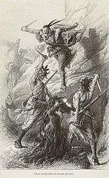 Le dernier des Mohicans - Cooper James - Andriolli - Huyot - p459.jpg