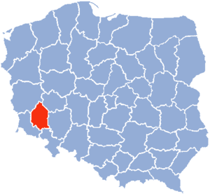 Legnica Voivodeship - Legnica Voivodeship
